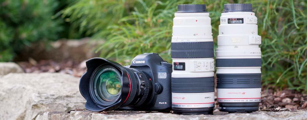 Kamera Titelfoto